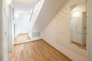 Haus Seewind Treppenhaus