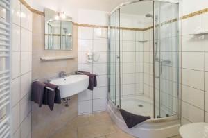 Haus Seewind Bad mit Dusche und WC