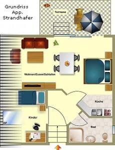 a Web gdriss Strandhafer Neu